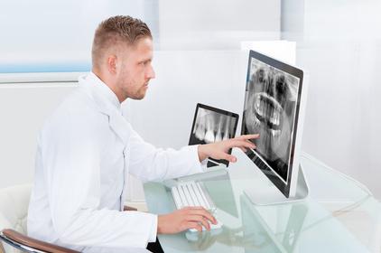 Digitales Röntgen schont den Patienten und die Umwelt